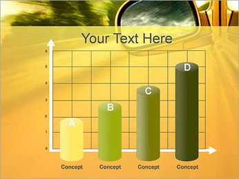 Car and Way PowerPoint Template - Slide 21
