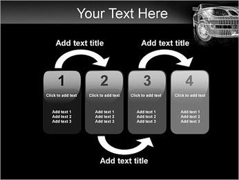 Car Posh Modèles des présentations  PowerPoint - Diapositives 11