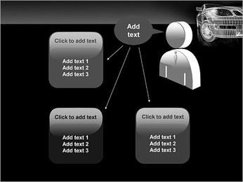 Car Posh Modèles des présentations  PowerPoint - Diapositives 12