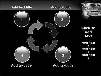 Car Posh Modèles des présentations  PowerPoint - Diapositives 14