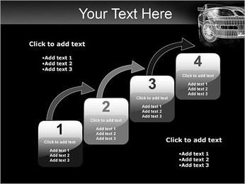 Car Posh Modèles des présentations  PowerPoint - Diapositives 20