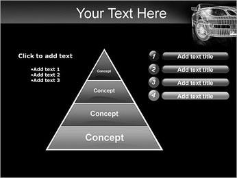 Car Posh Modèles des présentations  PowerPoint - Diapositives 22