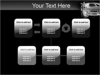 Car Posh Modèles des présentations  PowerPoint - Diapositives 23