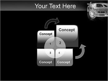 Car Posh Modèles des présentations  PowerPoint - Diapositives 5