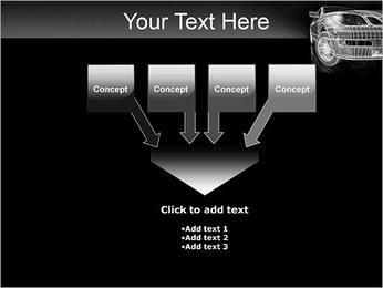 Car Posh Modèles des présentations  PowerPoint - Diapositives 8