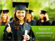 University Graduation PowerPoint Templates