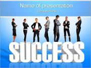 Achiving Success PowerPoint Templates