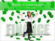 Financial Success PowerPoint Templates