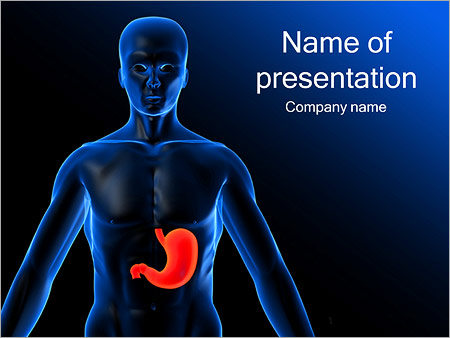 Digestion system powerpoint template backgrounds google slides digestion system powerpoint template toneelgroepblik Images