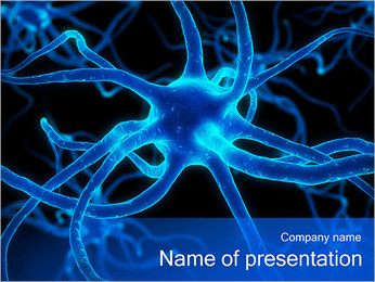 Nerves System PowerPoint Template