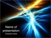 Dark Abstraction PowerPoint Templates