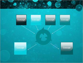 Abstraction artistique Modèles des présentations  PowerPoint - Diapositives 10