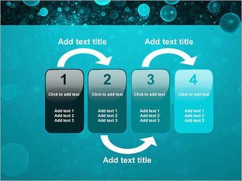 Abstraction artistique Modèles des présentations  PowerPoint - Diapositives 11