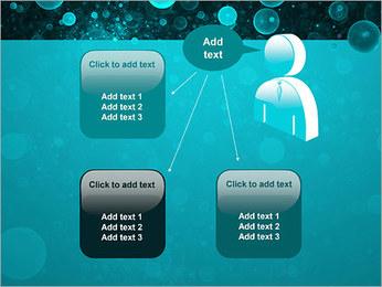 Abstraction artistique Modèles des présentations  PowerPoint - Diapositives 12