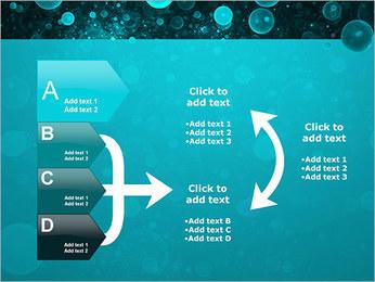 Abstraction artistique Modèles des présentations  PowerPoint - Diapositives 16