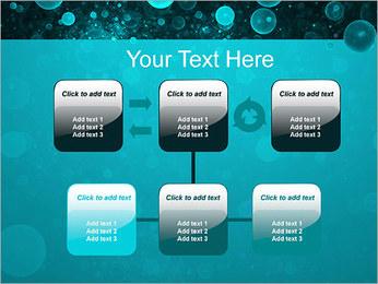 Abstraction artistique Modèles des présentations  PowerPoint - Diapositives 23