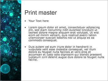 Abstraction artistique Modèles des présentations  PowerPoint - Diapositives 24