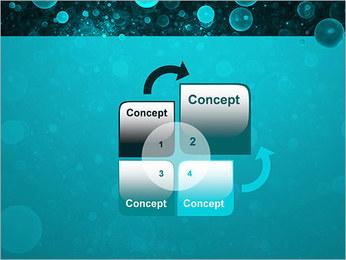 Abstraction artistique Modèles des présentations  PowerPoint - Diapositives 5