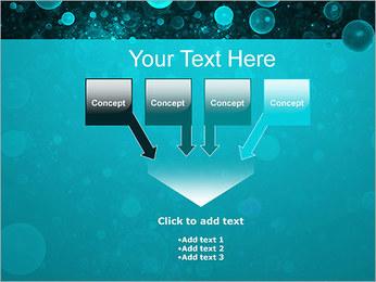 Abstraction artistique Modèles des présentations  PowerPoint - Diapositives 8