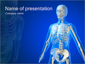 Body System PowerPoint Template