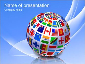 World Currencies PowerPoint Template