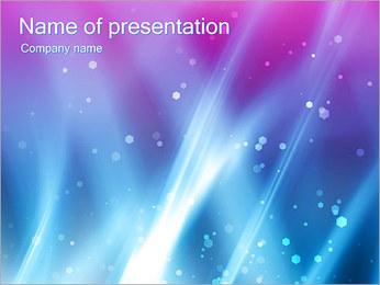 Couleur de la lumière Abstraction Modèles des présentations  PowerPoint - Diapositives 1