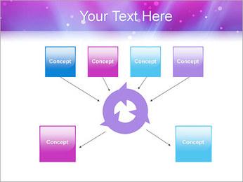 Couleur de la lumière Abstraction Modèles des présentations  PowerPoint - Diapositives 10