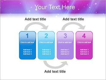 Couleur de la lumière Abstraction Modèles des présentations  PowerPoint - Diapositives 11