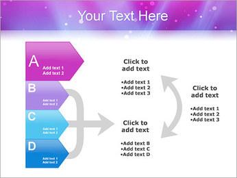 Couleur de la lumière Abstraction Modèles des présentations  PowerPoint - Diapositives 16