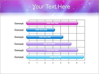 Couleur de la lumière Abstraction Modèles des présentations  PowerPoint - Diapositives 17