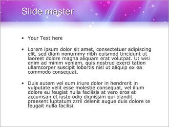 Couleur de la lumière Abstraction Modèles des présentations  PowerPoint - Diapositives 2