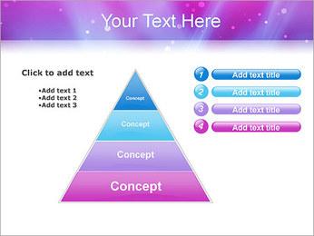 Couleur de la lumière Abstraction Modèles des présentations  PowerPoint - Diapositives 22