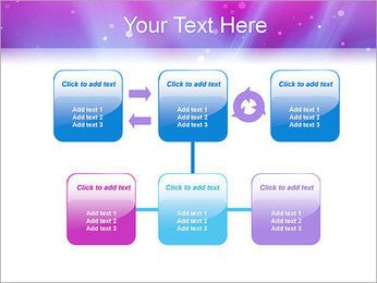 Couleur de la lumière Abstraction Modèles des présentations  PowerPoint - Diapositives 23
