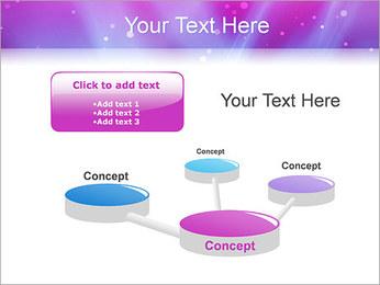 Couleur de la lumière Abstraction Modèles des présentations  PowerPoint - Diapositives 9