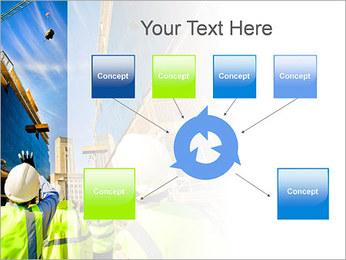 Projeto de Construção Modelos de apresentações PowerPoint - Slide 10