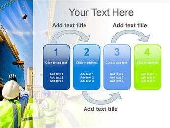 Projeto de Construção Modelos de apresentações PowerPoint - Slide 11