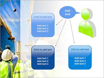 Projeto de Construção Modelos de apresentações PowerPoint - Slide 12