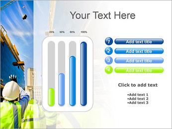 Projeto de Construção Modelos de apresentações PowerPoint - Slide 18