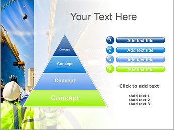 Projeto de Construção Modelos de apresentações PowerPoint - Slide 22