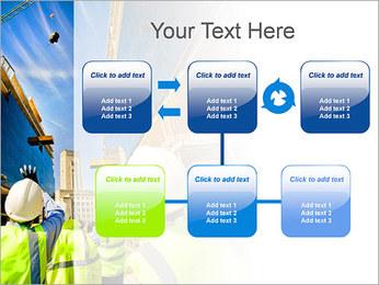 Projeto de Construção Modelos de apresentações PowerPoint - Slide 23
