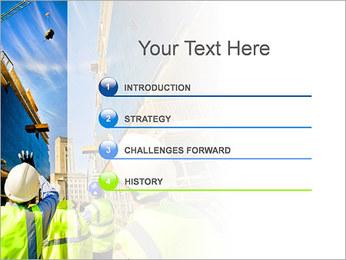 Projeto de Construção Modelos de apresentações PowerPoint - Slide 3