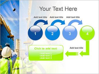 Projeto de Construção Modelos de apresentações PowerPoint - Slide 4