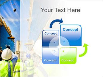 Projeto de Construção Modelos de apresentações PowerPoint - Slide 5