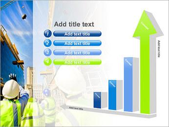 Projeto de Construção Modelos de apresentações PowerPoint - Slide 6