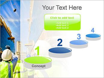 Projeto de Construção Modelos de apresentações PowerPoint - Slide 7