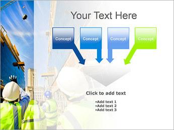 Projeto de Construção Modelos de apresentações PowerPoint - Slide 8