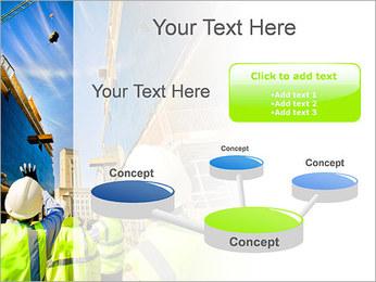Projeto de Construção Modelos de apresentações PowerPoint - Slide 9