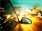 City Drive Modèles des présentations  PowerPoint