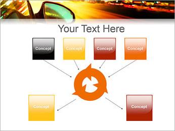 City Drive Modèles des présentations  PowerPoint - Diapositives 10