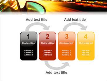 City Drive Modèles des présentations  PowerPoint - Diapositives 11